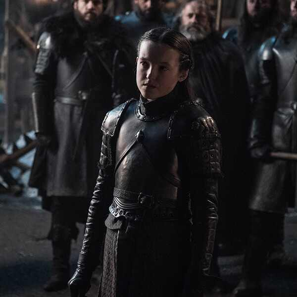 Game of Thrones, Lyanna Mormont, Bella Ramsey